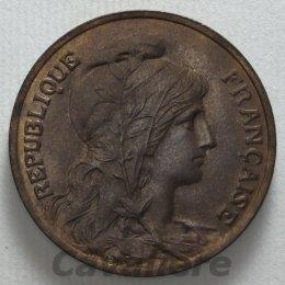 Repubblica francese 10 Centesimi ...