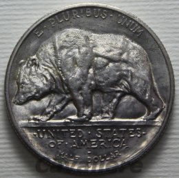 Stati Uniti 1/2 Dollaro Ag 1925 ...
