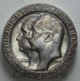 Stati germanici - Prussia Wilhelm ...
