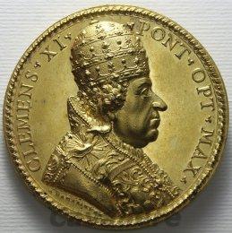 Stato Pontificio - Clemente XI ...