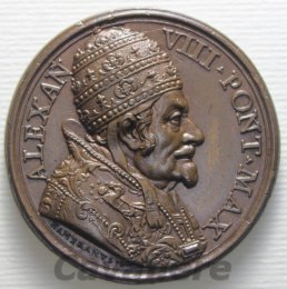 Stato Pontificio Alessandro VIII ...