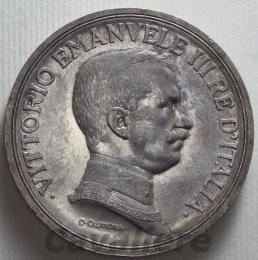 5 Lire Ag 1914