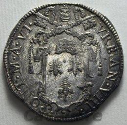 Stato Pontificio Urbano VIII 1623 ...