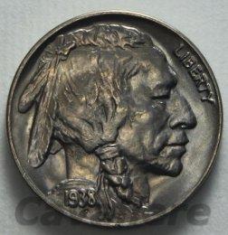 Stati Uniti  5 Centesimi Ni ...