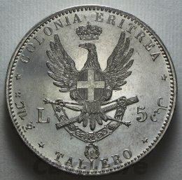 Umberto I - Colonia Eritrea ...