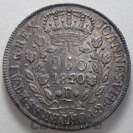 BrasileJoao VI 1818-1822 960 ...