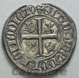 Francia Carlo VI 1380-1422 Bianco ...
