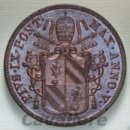 Stato Pontificio Pio IX ...