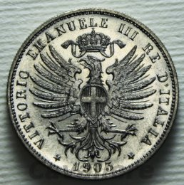 25 Centesimi Ni 1903 ...