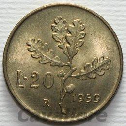 20 Lire Ba