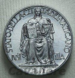 Pio XII 1939-1958 Lira It 1948 ...
