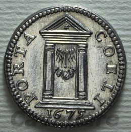 Stato Pontificio Clemente X ...