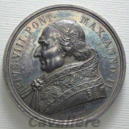 Stato Pontificio Pio VIII ...