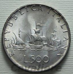 500 Lire Ag