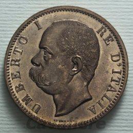 10 Centesimi Cu 1894 zecca di ...