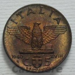 5 Centesimi Ba