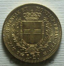 Regno di Sardegna  Vittorio ...