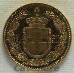 Umberto I 1878-1900 50 ...