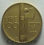 """100 Lire Au """"Fascione"""" ..."""